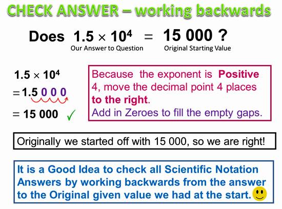 Scientific Notation 9