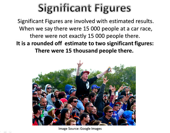 Significant Figures 1