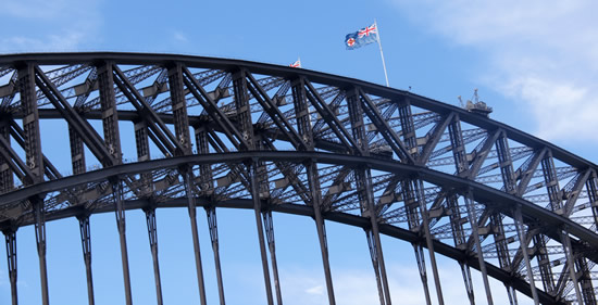 Sydney Harbour Bridge Mathematics Seven