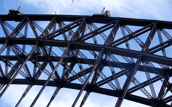 Sydney Harbour Bridge Mathematics Eight