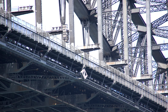 Sydney Harbour Bridge Mathematics Nine