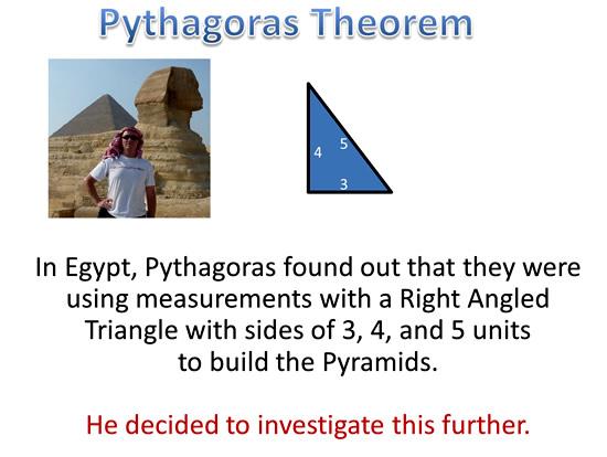 Pythagoras Theorem Five