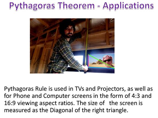 Pythagoras Theorem Twelve