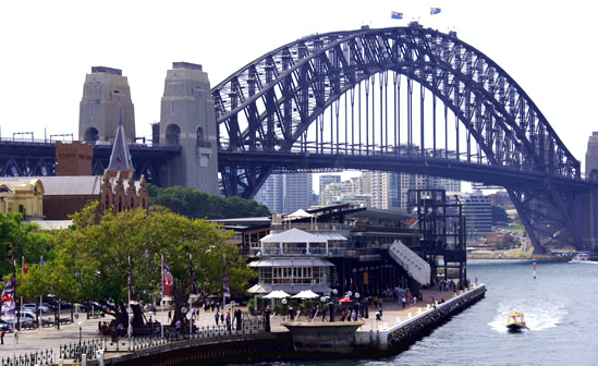 Sydney Harbour Bridge Mathematics Ten