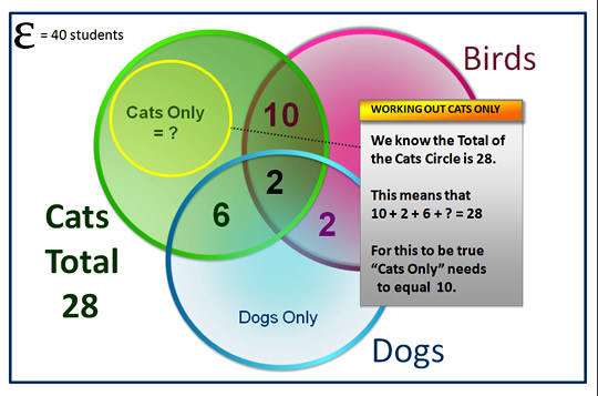 Three Circle Venn Diagram Pic 16