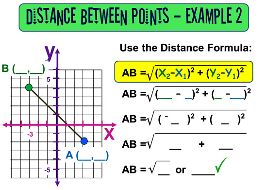 Distance Between Two Points 9
