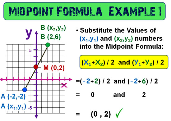 Midpoint Between Points 9