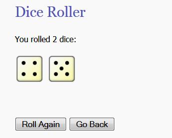 Probability Dice Simulator 1