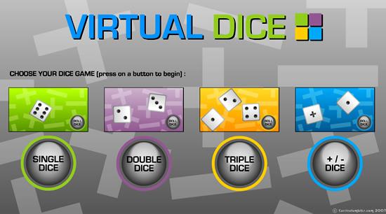 Probability Dice Simulator 2