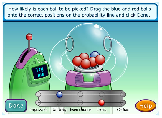 Probability Games 3