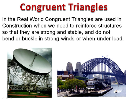 Congruent Triangles 1