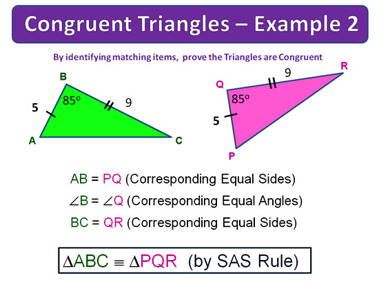 Congruent Triangles 15