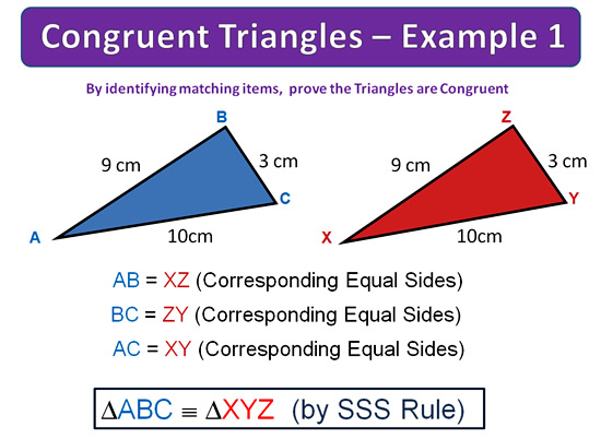 Congruent Triangles 14