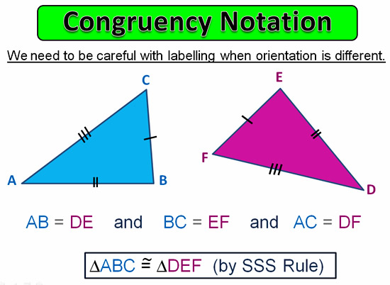 Congruent Triangles 8