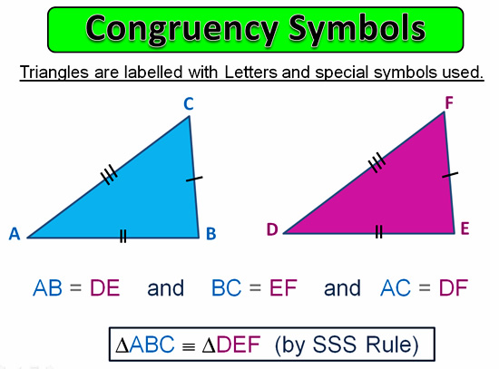 Congruent Triangles 7
