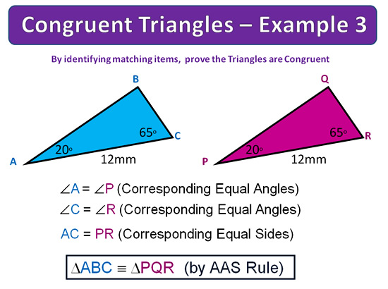 Congruent Triangles 16