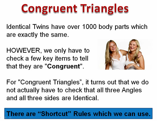 Congruent Triangles 4