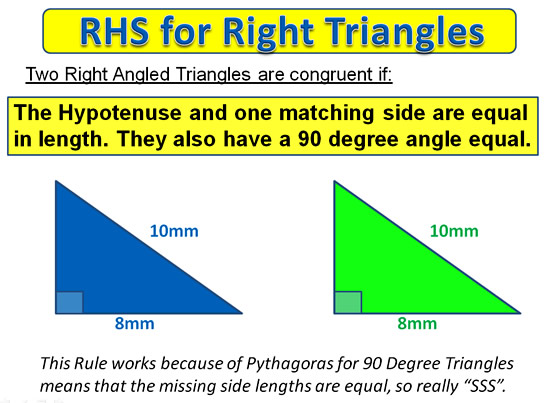 Congruent Triangles 12