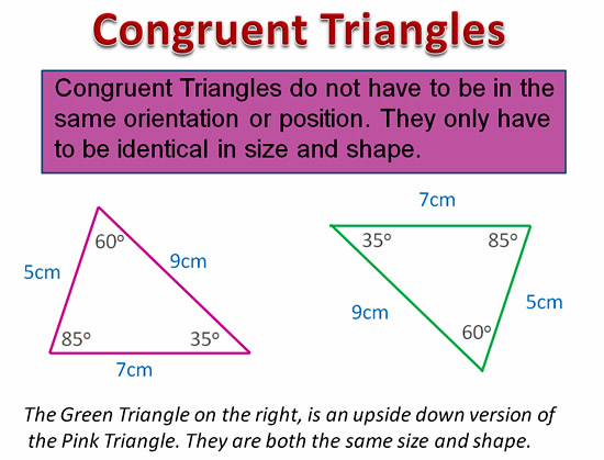 Congruent Triangles 3