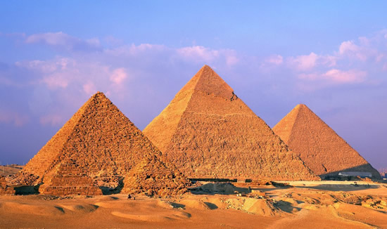 Pic of Pyramids