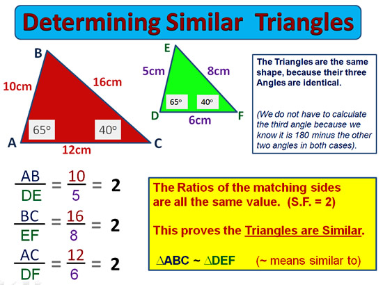 Similar Triangles 08