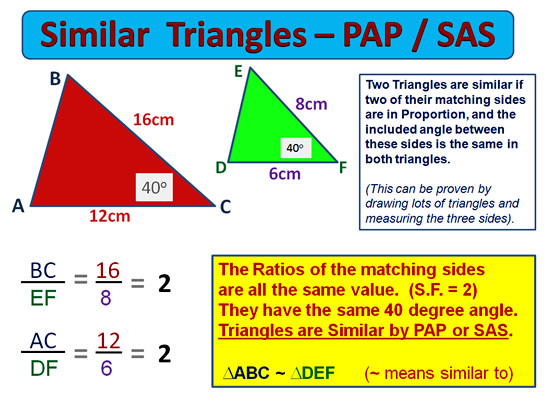 Similar Triangles 11