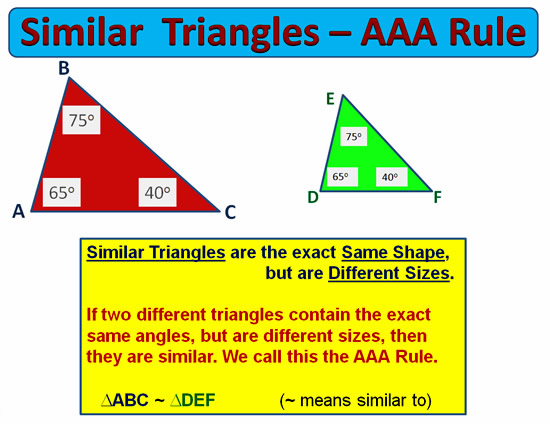 Similar Triangles 09