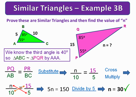 Similar Triangles 21