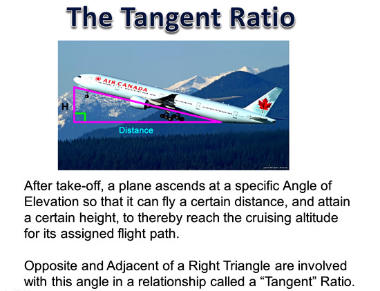 Worksheets Tangent Ratio Worksheet the tangent ratio passys world of mathematics 1