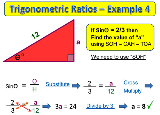 Trigonometry Ratios 11
