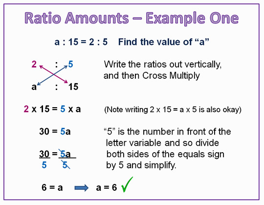 Math Ratios and Proportion 5