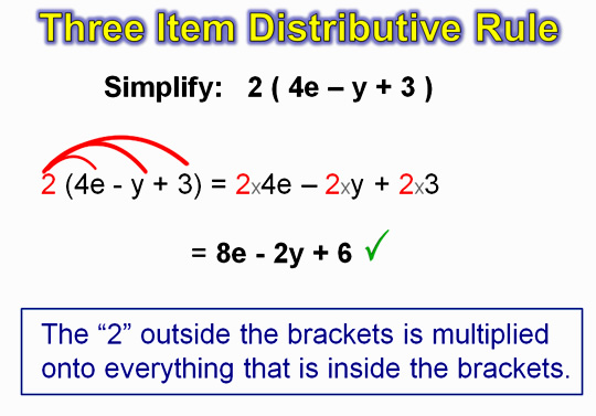 Distributive Property 11