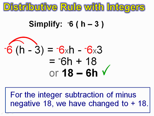 Commutative Property Associative Property And Distributive ...