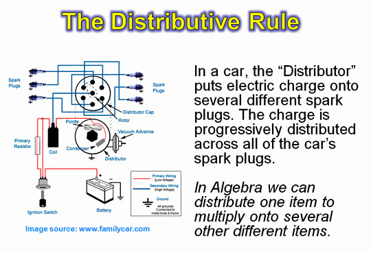 Distributive Property Two