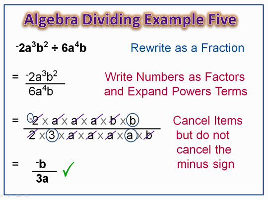Algebra Dividing 8