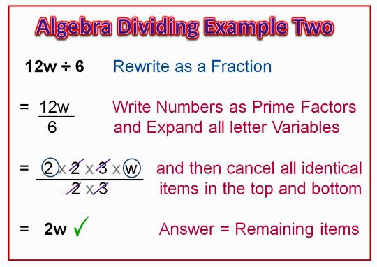 Algebra Dividing 4