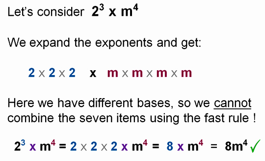 Algebra Multiplying Exponents 5